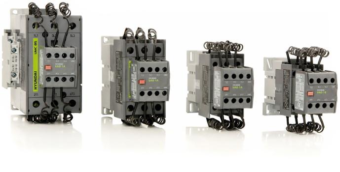 styczniki kondensatorowe umc 85,50,25,9