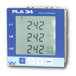 Analizator PLA34