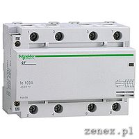 Modular contactor CT 100A, 4O: SCHN15978