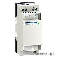 Regulated SMPS, 1 or 2-phase, 100-240V, AC, 24V, 1.2 A: SCHNABL8MEM24012