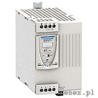 REGULATED SMPS - 1 or 2-phase - 100..500 V - 24 V - 10 A: SCHNABL8RPS24100
