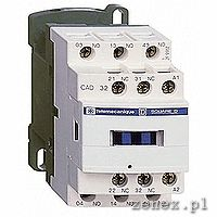 AUXILIARY CONTACTOR 3NO+2NZ,24V 50/60HZ: SCHNCAD32B7