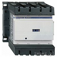 Contactor TeSys D, 4P(4 NO), AC-1, <= 440 V 200 A, 230 V AC 50/60 Hz coil: SCHNLC1D115004P7