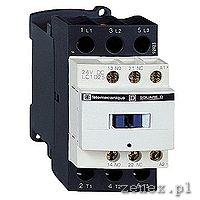 CONTACTOR TESYS D, 3P, AC3-25A, NZ+NO, 230V, 50/60HZ: SCHNLC1D25P7