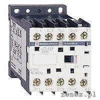 CONTACTOR 3P, 1NO, AC-3 - 16 A, 230V, AC coil: SCHNLC1K1610P7