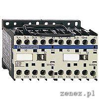 REVERSING CONTACTOR 3P(3 NO), AC-3 6A, 230V AC coil: SCHNLC2K0601P7
