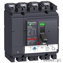CIRCUIT BREAKER COMPACT NSX100N, 4P, 4D, TM100D, 100A: SCHNLV429860