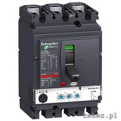 Circuit Breaker Compact NSX250N, Micrologic 2.2, 250A, 3P 3D: SCHNLV431870