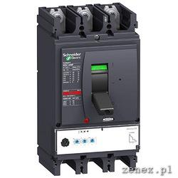 Circuit Breaker Compact NSX400N, Micrologic 2.3, 400A, 3P 3D: SCHNLV432693