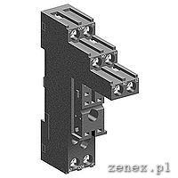 Socket RSZ, separate contact, < 250 V AC, screw connector: SCHNRSZE1S48M