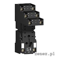 Socket RXZ for relay RXM(4C/O), 250V, 10A, separate contact, connecto: SCHNRXZE2S114M