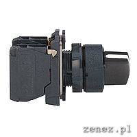 SELECTOR SWITCH 230VAC 2AMP XB5 +OPTIONS: SCHNXB5AD21