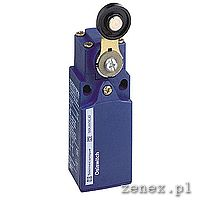 Limit switch XCKN, thermoplastic roller lever, 1NC+1NO, LS, SA, snap, CE Pg11: SCHNXCKN2118G11