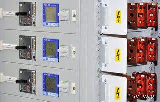 Wygodne przełącze tranformatorowe i analizatory sieci w zamknietym module Zenergy