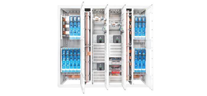 Rozdzielnica Energii Zenergy umożliwiająca zarządzanie energią. Przykład 07.