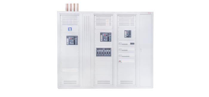 Rozdzielnica Energii Zenergy umożliwiająca zarządzanie energią. Przykład 08.