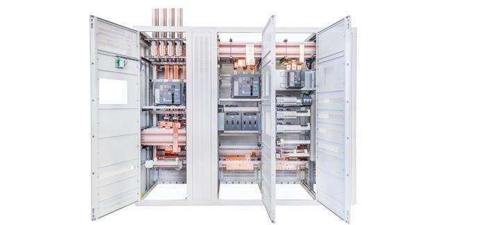 Rozdzielnica Energii Zenergy umożliwiająca zarządzanie energią. Przykład 09.