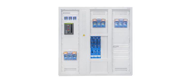 Rozdzielnica Energii Zenergy umożliwiająca zarządzanie energią. Przykład 10.